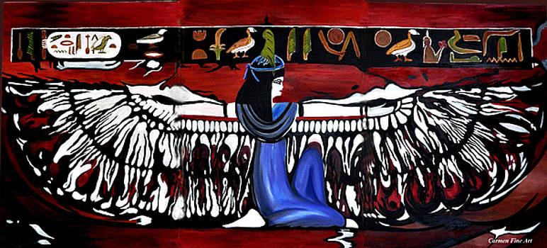 Carmen Fine Art - Goddess