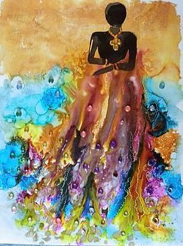 Goddess  by Jann Elwood