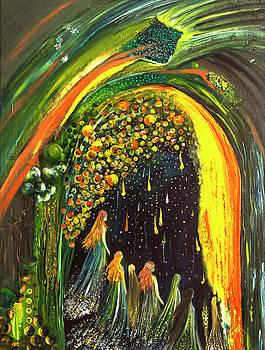 Goddesses by Dalal Farah Baird