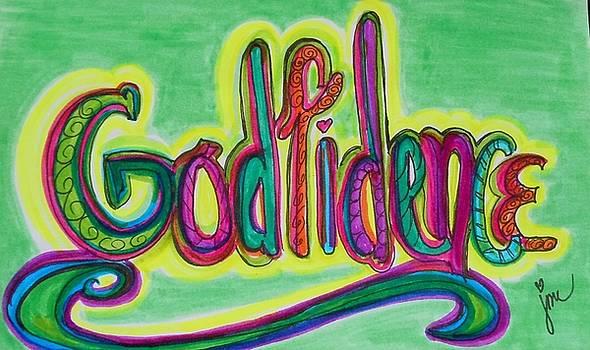 Godfidence by Jewell McChesney