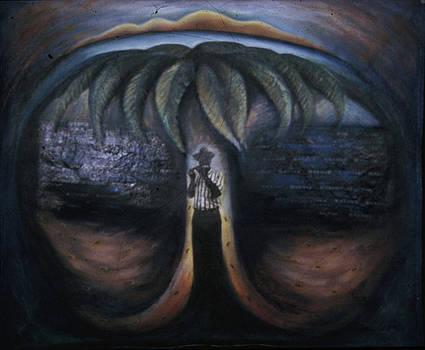 God's Ants Creation Myth by Barbara Nesin