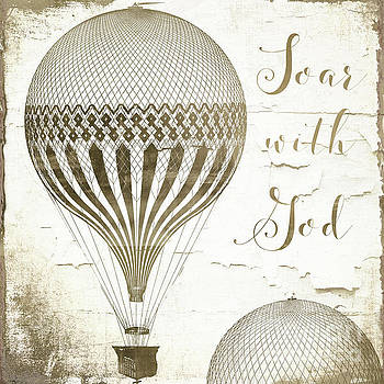 God's Balloon I by Mindy Sommers