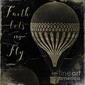 God's Balloon II by Mindy Sommers