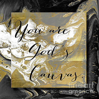 God's Canvas I by Mindy Sommers