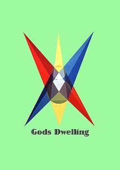 Gods Dwelling text by Michael Bellon
