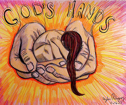 God's Hands by Angelica Smith