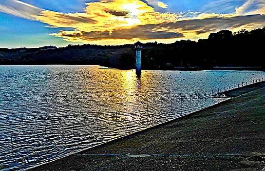 God's Lighthouse by Jennifer Cadence Spalding