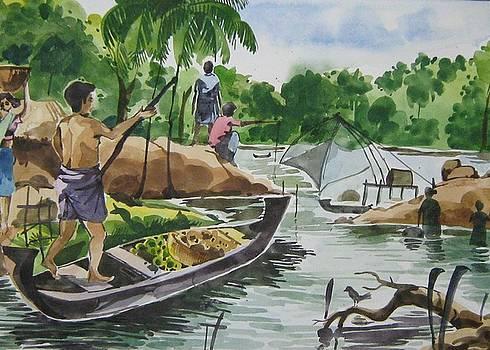 Gods Own Country by Akhilkrishna Jayanth