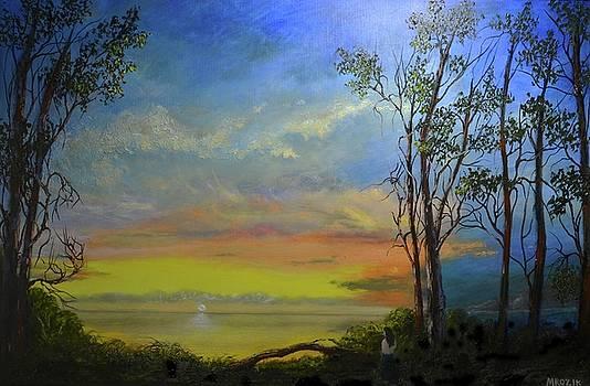God's Pallette   by Michael Mrozik