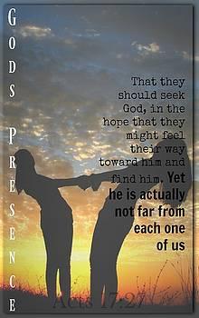 God's Presence 1 by David Norman