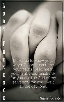 God's Presence 3 by David Norman