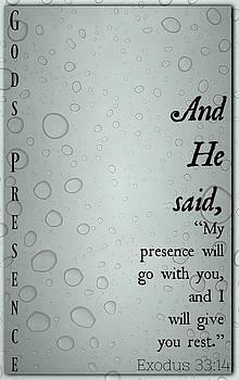 God's Presence 5 by David Norman