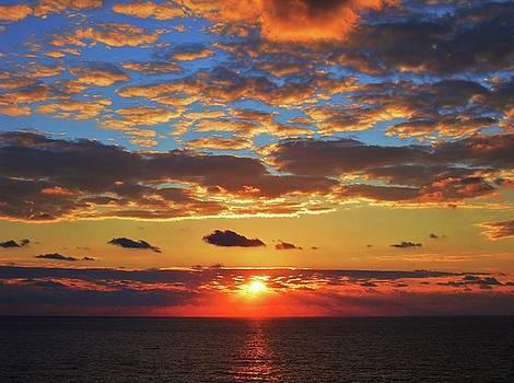 God's wake up call by Norman Kraatz