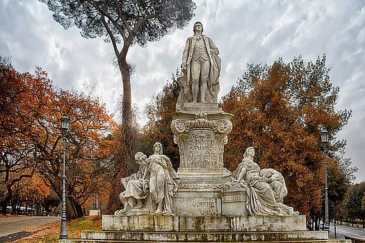 Goethe in Rome by Joachim G Pinkawa