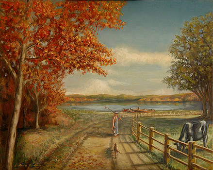 Going Fishing by Lance Anderson