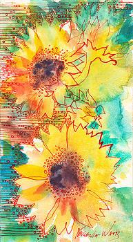 Going Solar by Yevgenia Watts