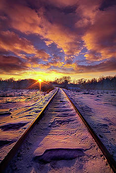 Going Somewhere by Phil Koch