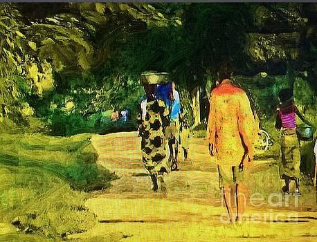 Going to Market by Deborah MacQuarrie-Selib