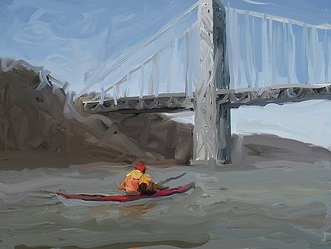 Going Under the GW by Harry Spitz