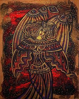 The Golden Angel by Inga Vereshchagina