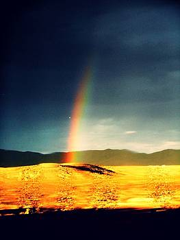 Gold at the end of the Rainbow by Dietmar Scherf