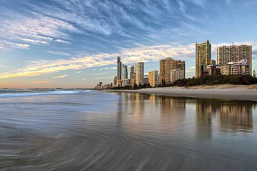 Gold Coast Morning by Renee Doyle