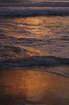 Gold Coast Sunrise by Jacques Vesery