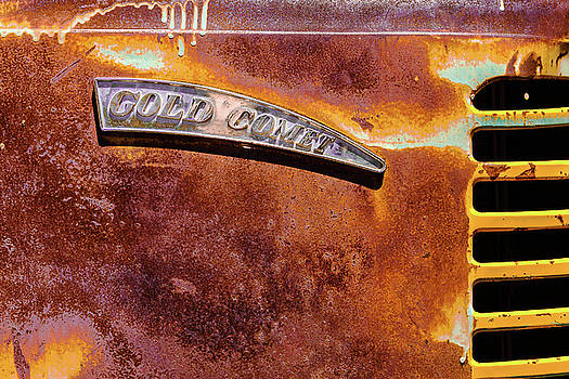 Gold Comet Truck by Steven Bateson