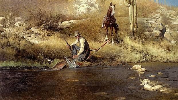 Pin by Ross on Western Art 5 | Western art, Robert