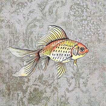 Goldfish by Masha Batkova