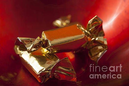 Sophie McAulay - Gold foil sweets