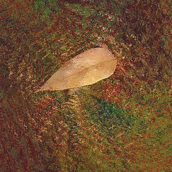 Gold Leaf by Jack Zulli