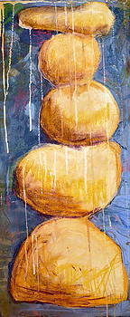 Gold Stones by Jane Clatworthy