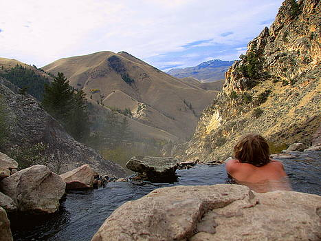 Leah Grunzke - Goldbug Hot Springs