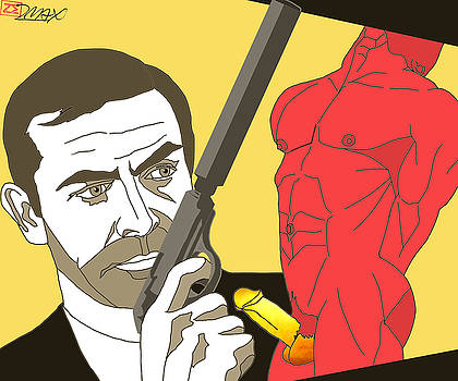 007 Goldcock by Zane  Maxwell