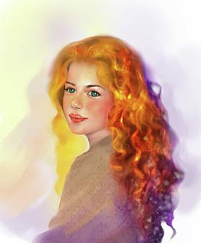 Golden by Anastasia Michaels