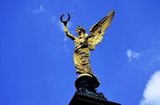 Golden Angel by Diamond Jade