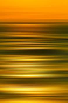 Golden Aqua Bumps by Az Jackson