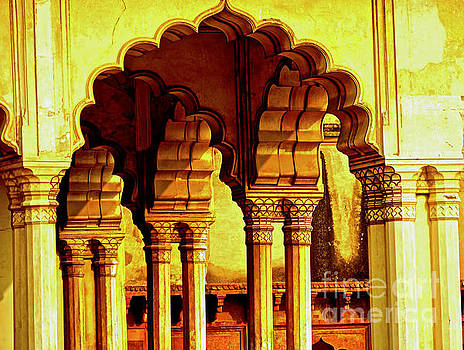 Golden Arches of India by Michael Cinnamond