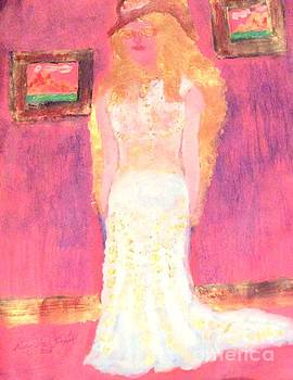Golden Bride ten by Richard W Linford