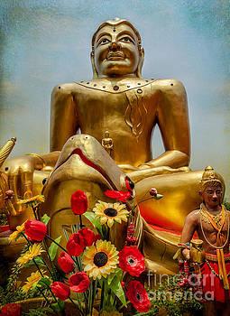 Adrian Evans - Flowers For Buddha