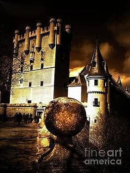 Golden Castle by Don Kenworthy
