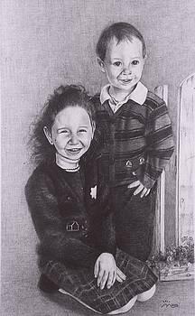 Golden Children by Michael Ryan