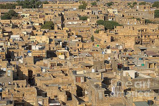 Golden City Jaisalmer by Yew Kwang
