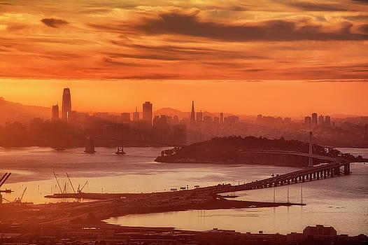 Golden City, San Francisco by Vincent James