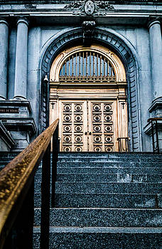 Golden Door by Darcy Michaelchuk