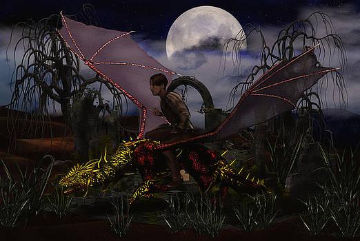 Golden Dragon by Solomon Barroa