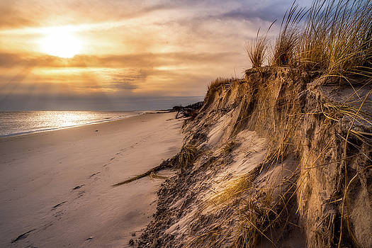 Golden Erosion by John Randazzo