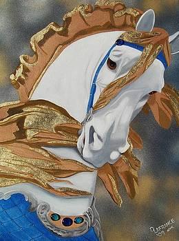 Golden Fantasy by Debbie LaFrance