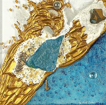 Heidi Sieber - Golden flow majestic